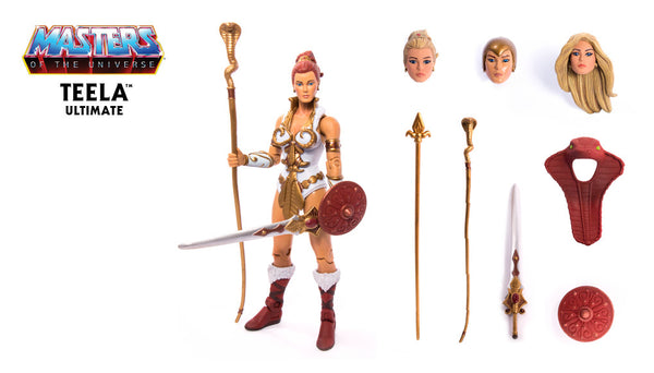 Masters of the Universe Ultimates Teela (Pre-Order)