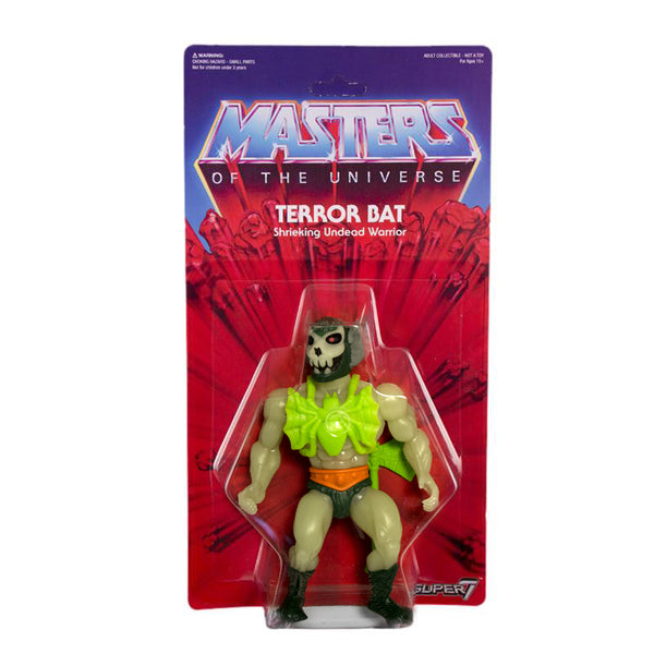 Masters of the Universe Vintage Collection - Glow-In-The-Dark Terror Bat