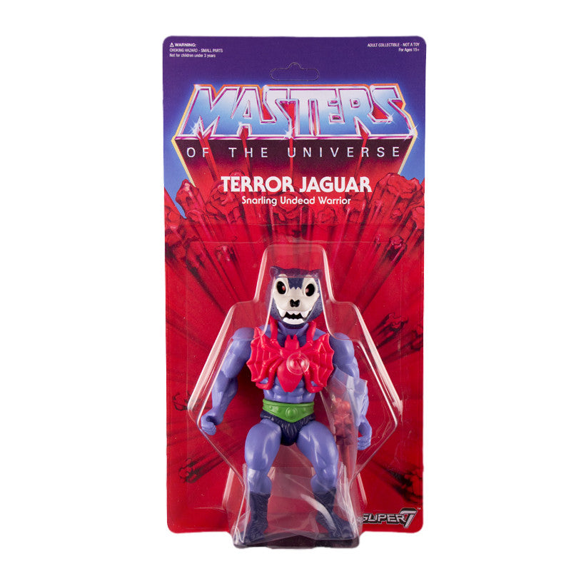 Masters of the Universe Vintage Collection Terror Jaguar