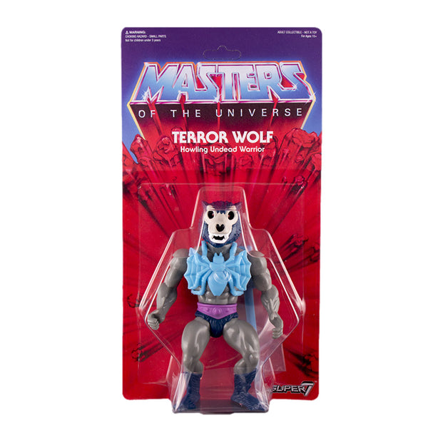 Masters of the Universe Vintage Collection Terror Wolf