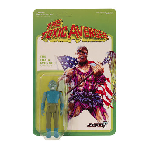 Toxic Avenger ReAction Figure - Movie Variant