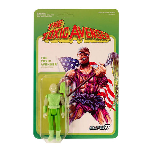 Toxic Avenger - Toxic Glow In The Dark Variant