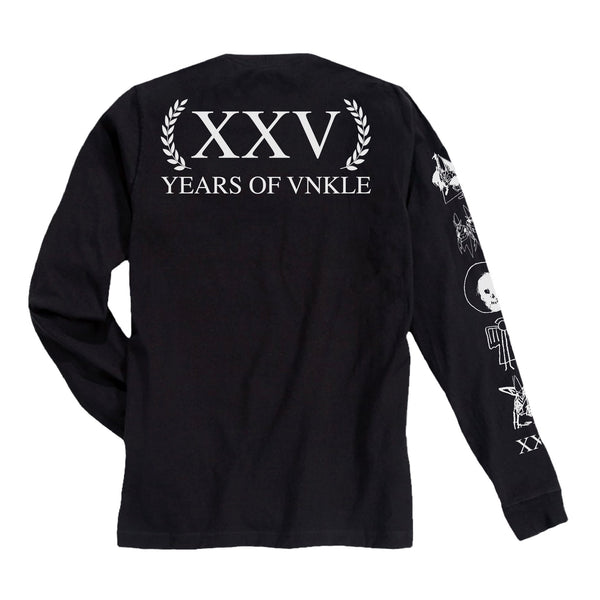 UNKLE Black Long Sleeve T-Shirt