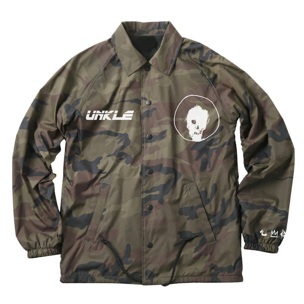UNKLE Camo Coaches Jacket