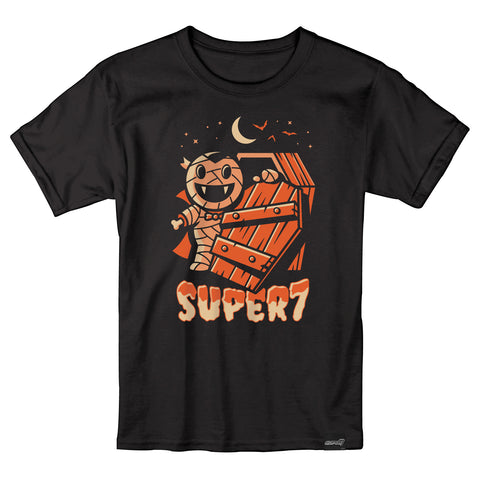 Vampire Mummy Boy Halloween T-Shirt