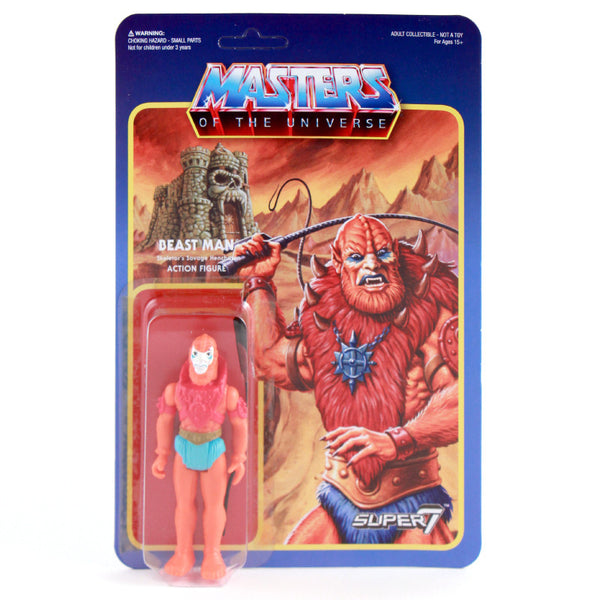 Beastman Retro Action Figure
