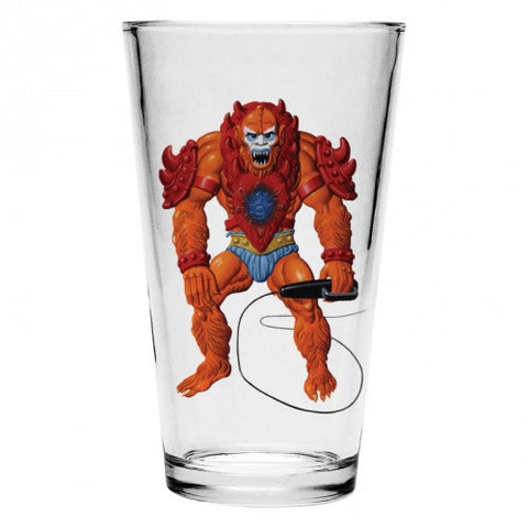 Beastman Pint Glass