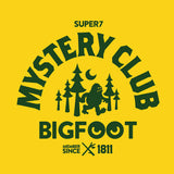 Bigfoot Mystery Club T-Shirt