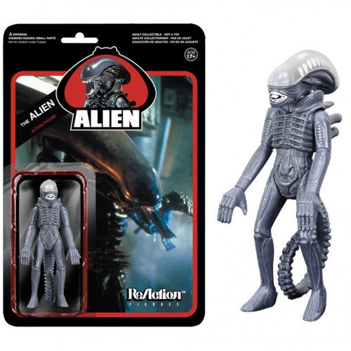 Alien Big Chap ReAction Figure