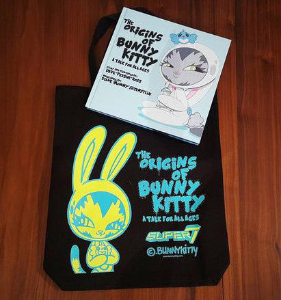 BunnyKitty Book & Tote Bundle