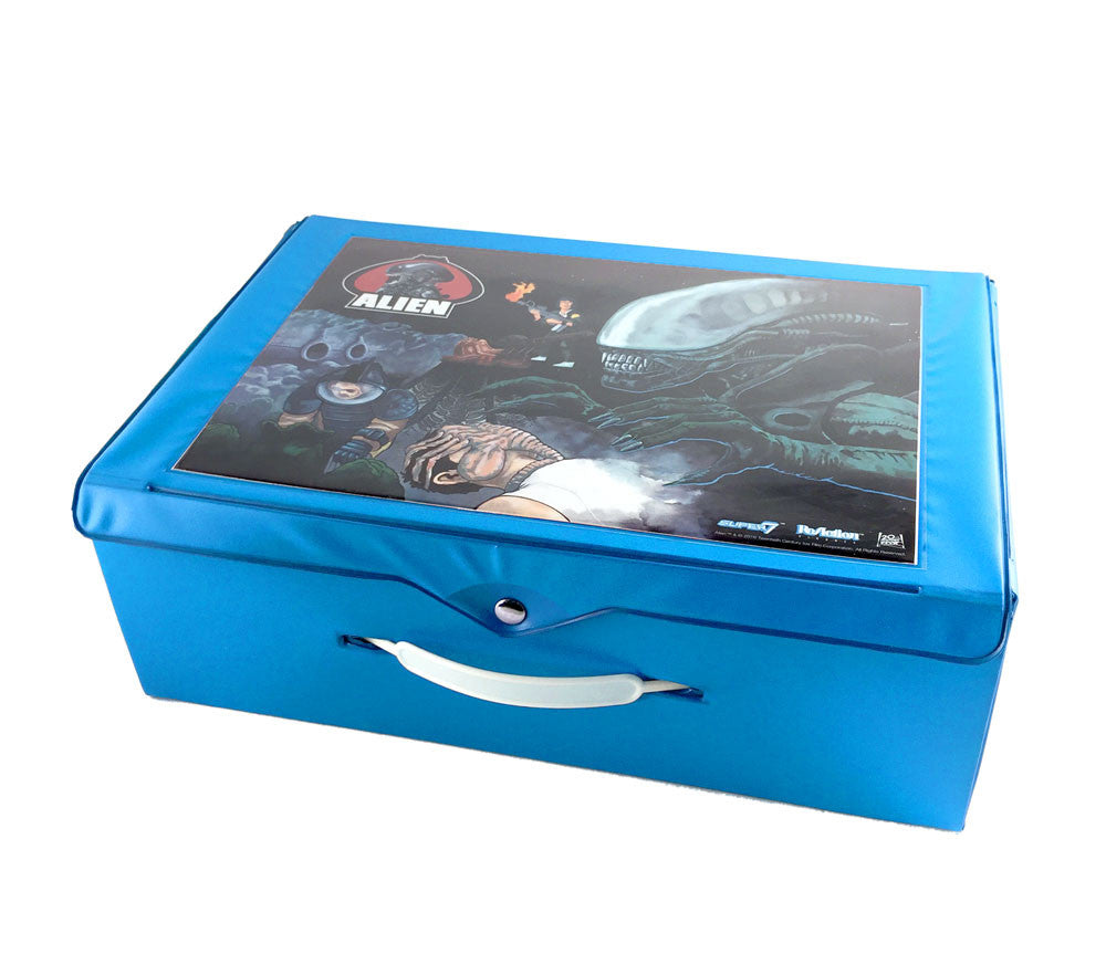 Alien Carry Case with Big Chap Glow In The Dark Figure