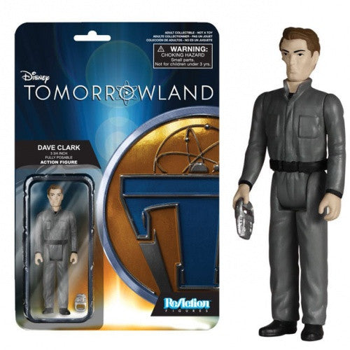 Tomorrowland - Dave Clark ReAction Figure