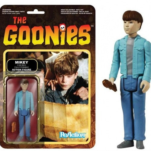 The Goonies - Mikey ReAction Figure