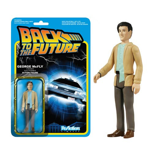Back to the Future - George McFly ReAction Figure