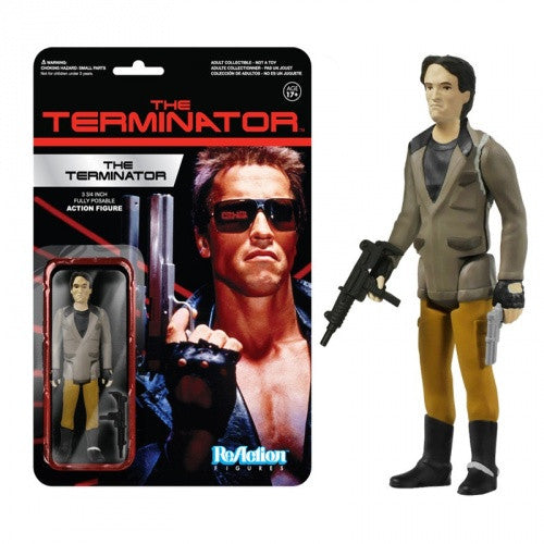 The Terminator - Terminator ReAction Figure