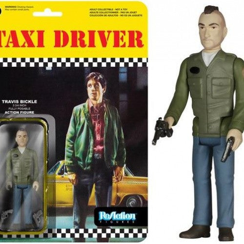 Taxi - Travis Bickle ReAction Figure