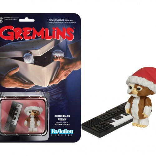 Gremlins - Christmas Gizmo ReAction Figure