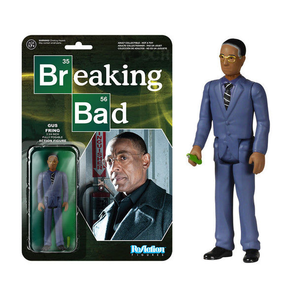 Breaking Bad - Gus Fring ReAction Figure