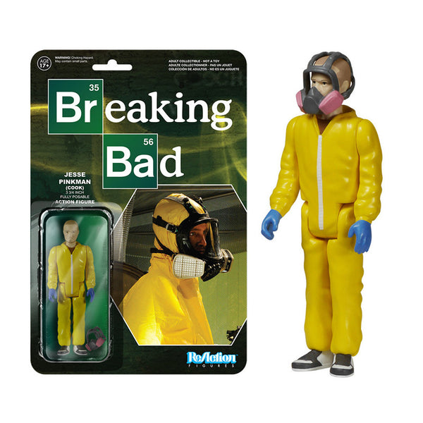 Breaking Bad - Jesse Pinkman Cook ReAction Figure