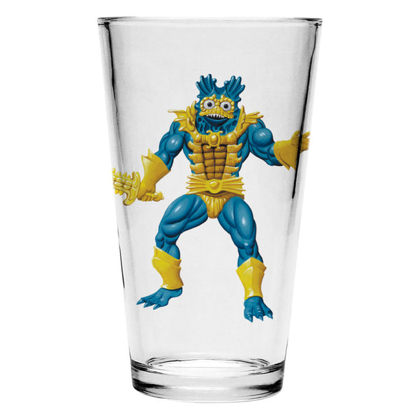Mer-Man Pint Glass