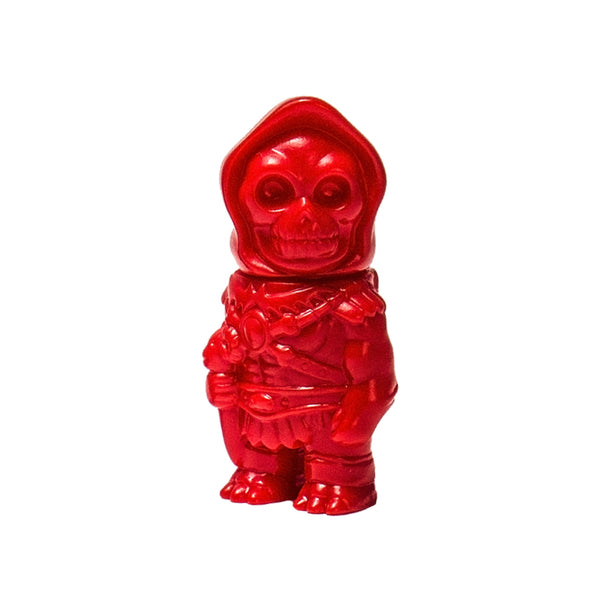 Masters of the Universe Micro Skeletor Vinyl - Red