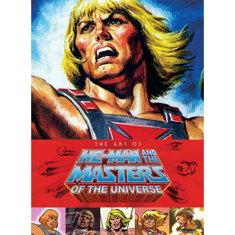 The Art of Masters of the Universe