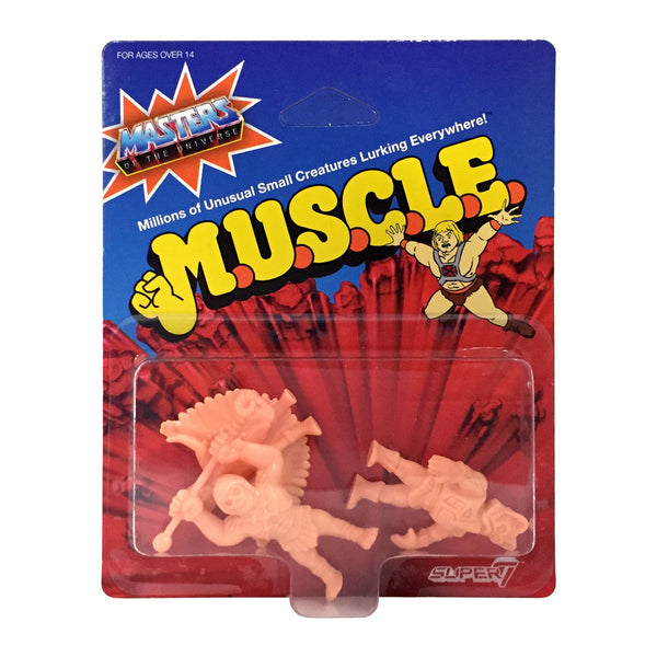 MOTU MUSCLE Wave 2 - Pack C