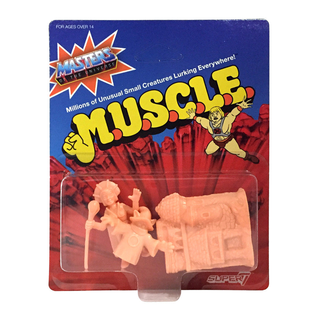 MOTU MUSCLE Wave 2 - Pack D