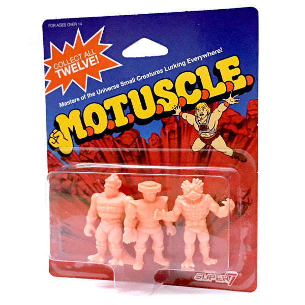 Masters of the Universe M.U.S.C.L.E. - Pack C