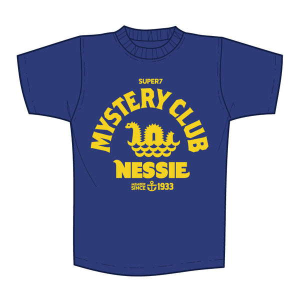 Nessie Mystery Club T-Shirt