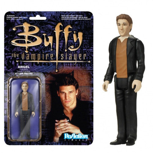 Buffy - Angel ReAction Figure