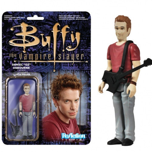 Buffy - Oz ReAction Figure