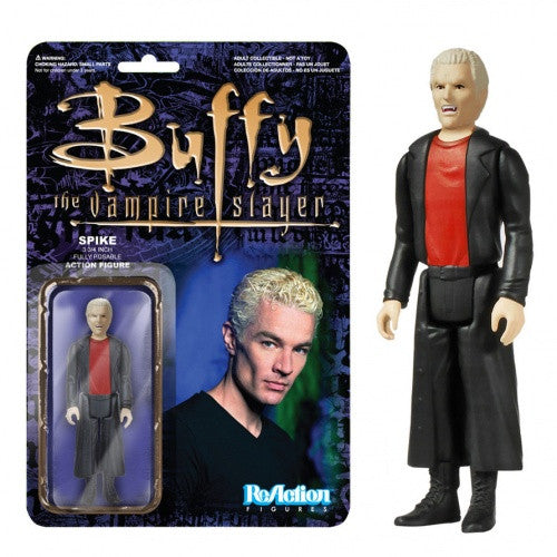 Buffy - Spike ReAction Figure