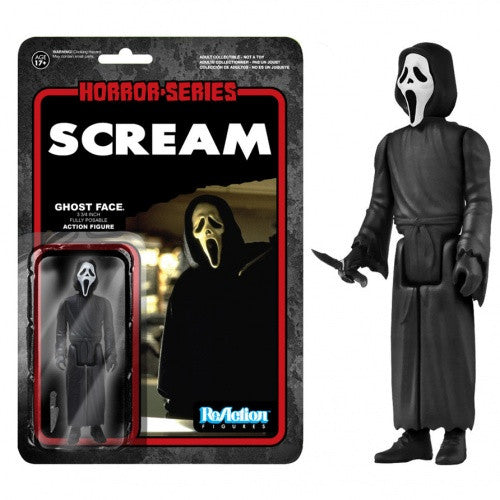 Scream GhostFace ReAction Figure