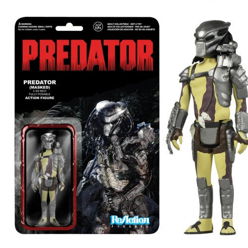 Predator - Predator ReAction Figure