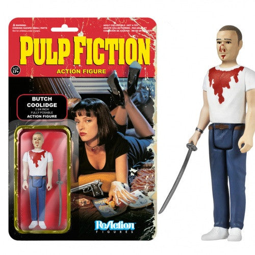 Pulp Fiction - Butch Coolidge ReAction Figure