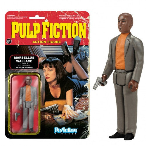 Pulp Fiction - Marsellus Wallace ReAction Figure