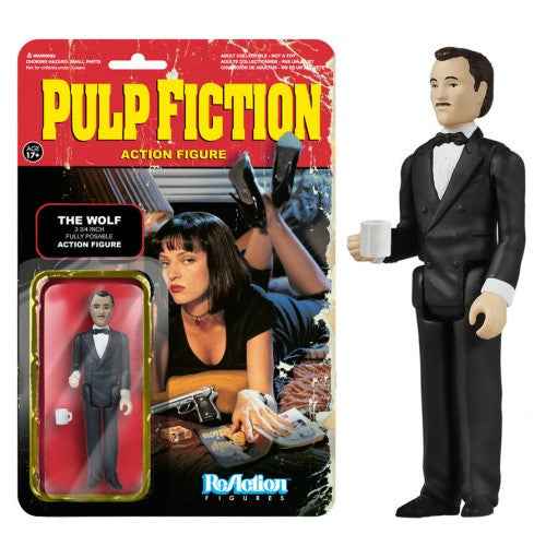 Pulp Fiction - The Wolf ReAction Figure