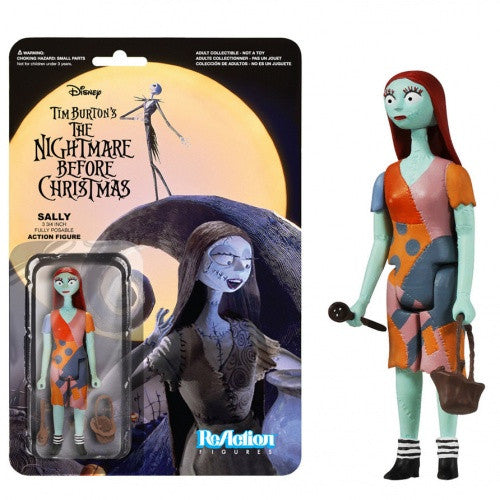 Nightmare Before Christmas - Sally ReAction Figure