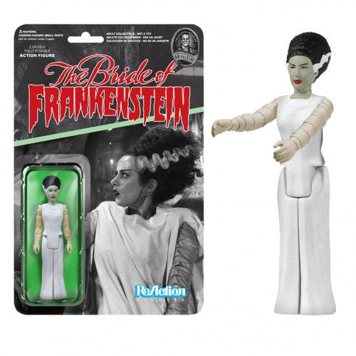 Universal Monsters - Bride of Frankenstein ReAction Figure