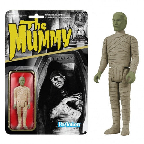 Universal Monsters - Mummy ReAction Figure