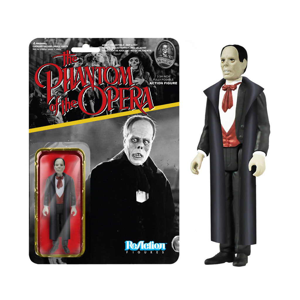 Universal Monsters - The Phantom of the Opera ReAction Figure