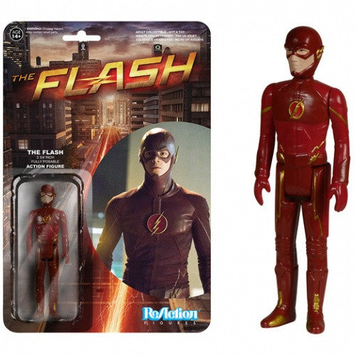 The Flash - The Flash ReAction Figure