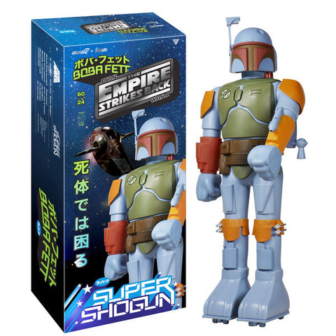 Super Shogun Boba Fett - Kenner Version