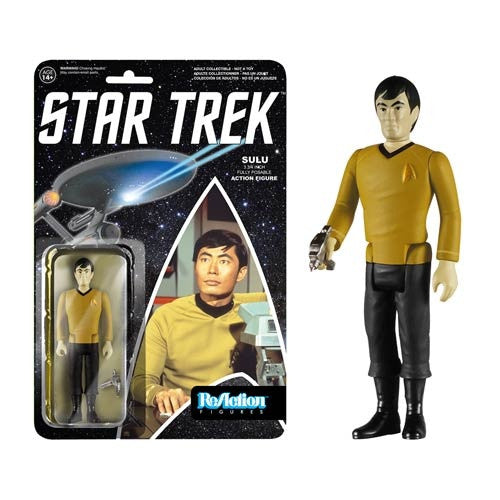 Sulu ReAction Figure