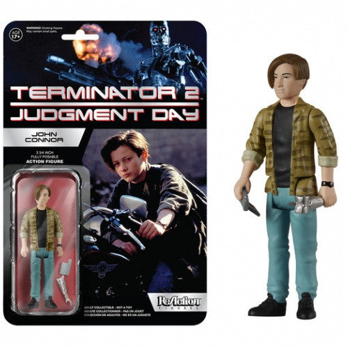 Terminator 2 - John Conner ReAction Figure