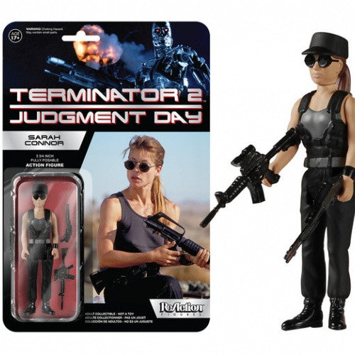 Terminator 2 - Sarah Conner ReAction Figure