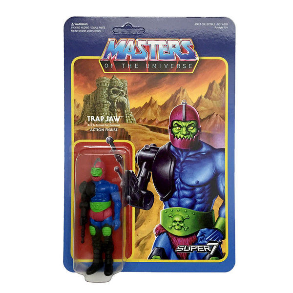 Trap Jaw - 3.75 Wave 2