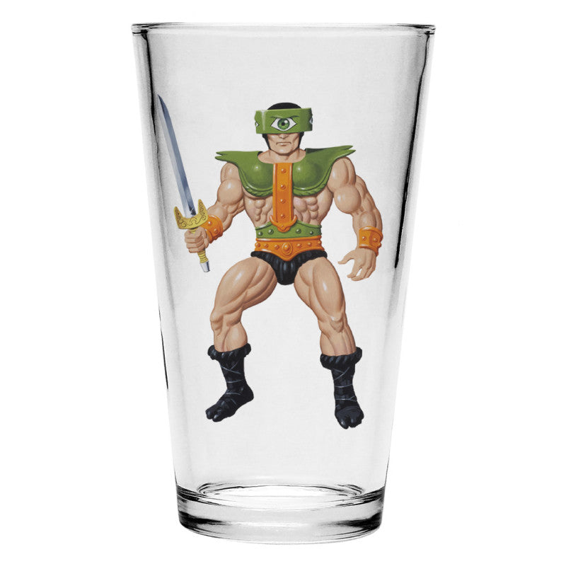 Tri-Klops Pint Glass