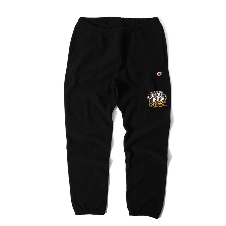 End Of The World Champs Champion Reverse Weave Sweatpants